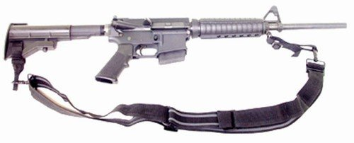 Deluxe Adjustable 3pt Universal Tactical Rifle Sling