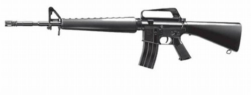 Well M16-a1 Rifle