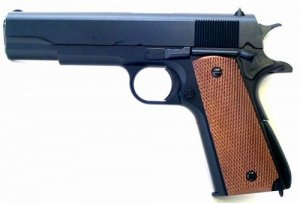 Uhc 1911 Airsoft Heavy Weight Spring Pistol