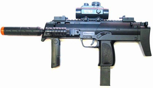 H&k Cyma M7 With Full Accessory Pack