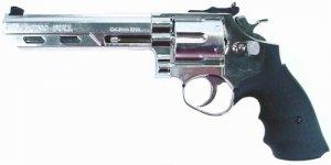 Hfc Savaging Bull .357 Revolver (chrome)