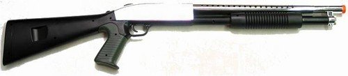 CYMA Shotgun Package with small pisotl