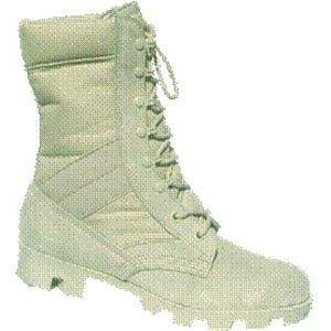 Jungle Boots, Tan, Size 5
