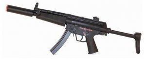 Well MP5A5 Automatic Electric Gun