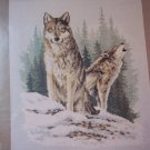 Call Of The North Cross Stitch Kit New