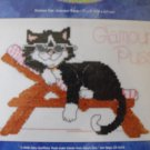 Glamour Puss  Cross Stitch Kit New