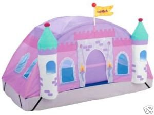 New Customed Royal Princess Fantasy Play Castle Bed Tent