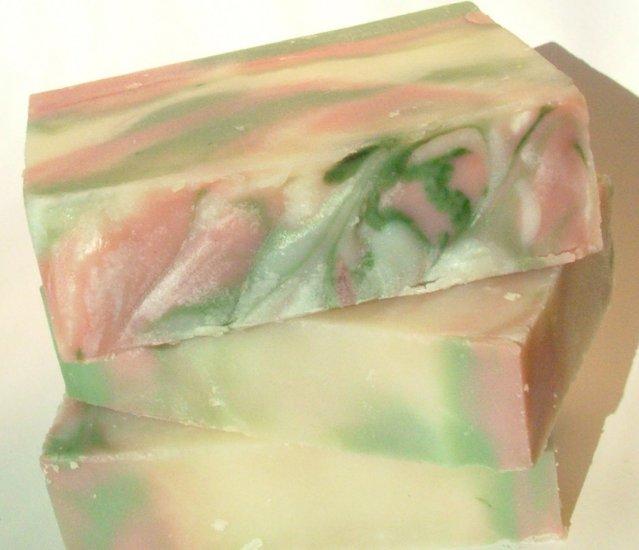 Blackberry Basil Handmade Soap
