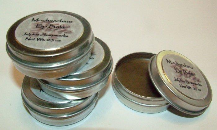 SALE Mochacchino Lip Balm 0.30 oz Tin