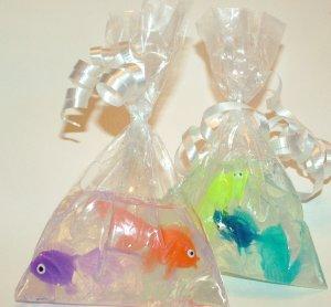 Goldfish in a Bag Glycerin Soap