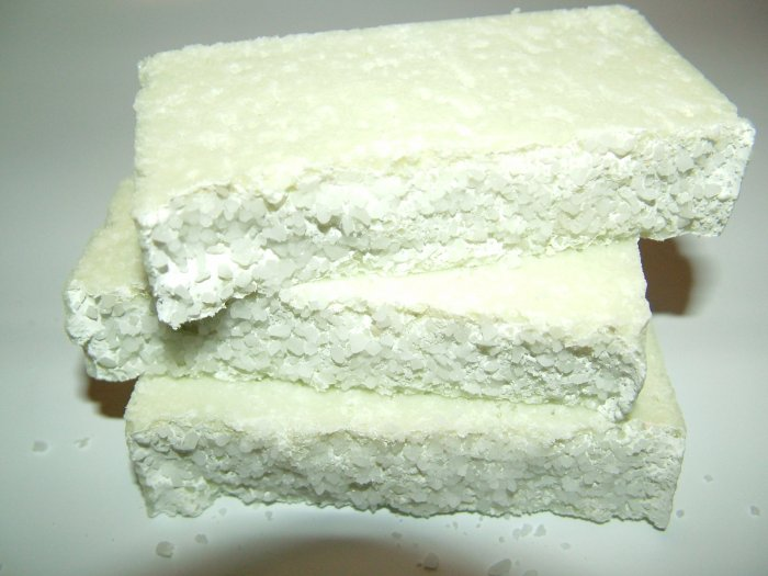 Handmade Salt Treatment Bar