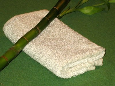 Luxury Bamboo Washcloth