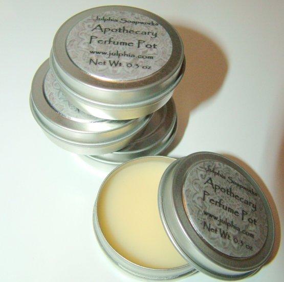 Apothecary Perfume Pots
