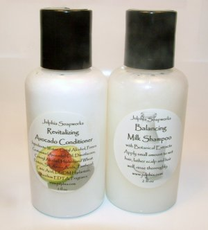 Shampoo & Conditioner Sampler