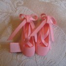 Ballet Slippers Alligator clip - Pink