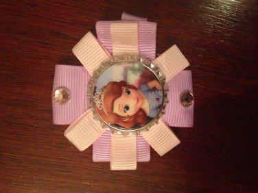 Disney Princess Bottle Cap Clip - Sophia the first