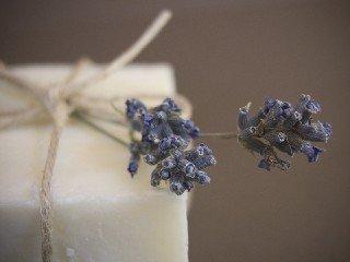 Handmade Soap Almond Coconut Olive Oil Wholesale Loaf