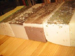 Large 12 lb Handmade Natural Olive Oil Maple Cream Soap Wholesale