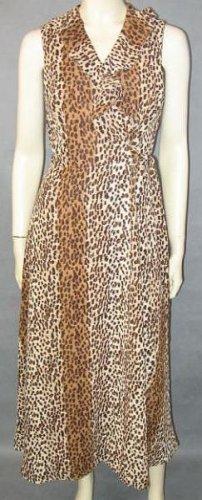 DRESSBARN gorgeous WRAP DRESS size 6