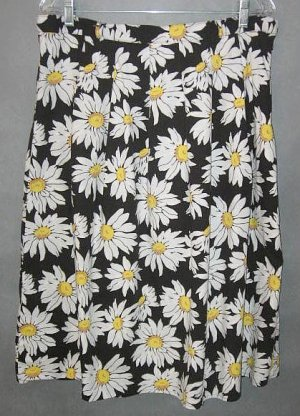 DLG sunflower SKIRT size 16 petite