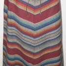JONES NEW YORK striking long FALL SKIRT size 6
