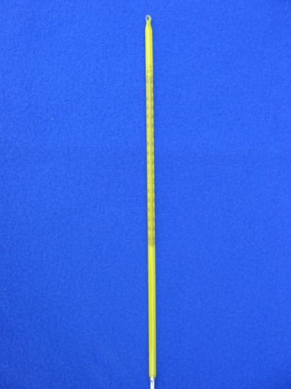 Thermometer: -30~330 Celsius, 6mm OD, 350mm length