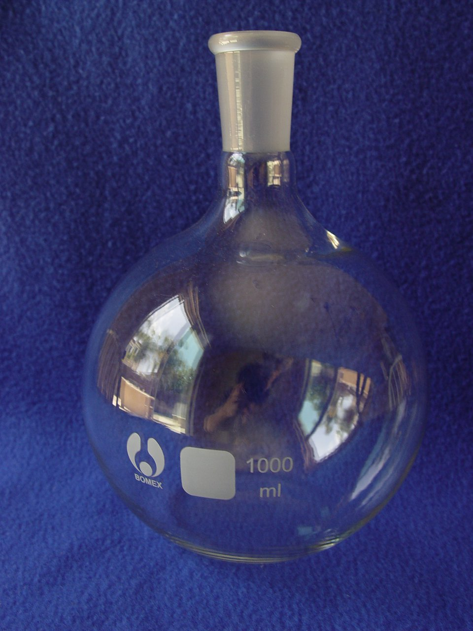 Flat bottom boiling flask FBF: 24/40, 1000mL
