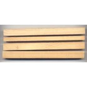 WOOD LOAD FOR AMERICAN FLYER TRAINS GILBERT FLAT CARS