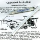 AMERICAN FLYER TRAINS SMOKE UNIT CLEANING KIT