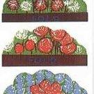 Motel Flowers for Plasticville O & S Gauge Scale Buildings PL106