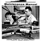 AMERICAN FLYER M4869 MAINTENANCE MANUAL SHEET TRAINS - Copy