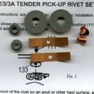 TENDER PICK-UP KIT #1 Atlantic Pacific Engines for American Flyer S Gauge Trains