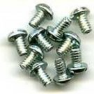 S0 SCREWS (10) for AMERICAN FLYER S/HO Gauge Scale Trains