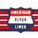 TRANSFORMER ADHESIVE STICKER SMALL for American Flyer S Gauge Trains