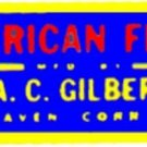 ACCESSORY ADHESIVE STICKER for American Flyer ACCESSORIES Trains