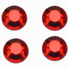 4 RED MARKER LAMP JEWEL for American Flyer Trains O Gauge 561 STEAM ENGINE