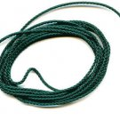 5FT GREEN BRAIDED STRING CORD for AMERICAN FLYER CRANE CAR S Gauge TRAINS