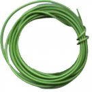 10 Ft. Green 22 Gauge Stranded Wire for G Gauge Scale Trains