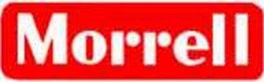 HO MORRELL ADHESIVE BACK RED w/WHITE for GILBERT HO/AMERICAN FLYER HO TRAINS