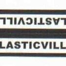 PLASTICVILLE LOADING PLATFORM SIGN for Plasticville HO Gauge Scale Buildings