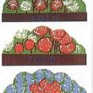 Motel Flowers for Plasticville HO Gauge Scale Buildings PL106
