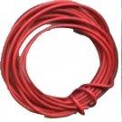 10 Ft. 24 Gauge Stranded Red Wire for N Gauge Trains