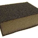 TRACK CLEANING HEAVY DUTY SANDING PAD for Standard Gauge Scale Trains