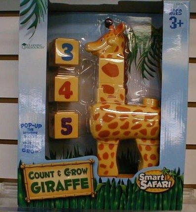 Count & Grow Giraffe