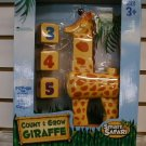 Count & Grow Giraffe