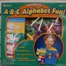 Magnetic Alphabet Fun