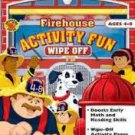 Firehouse - Activity Fun Wipe Off