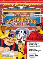 Firehouse - Activity Fun Wipe Off