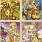 Saint Seiya Stickers