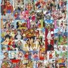 One Piece Stickers #1 + 3